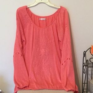 Maurices long sleeve top.